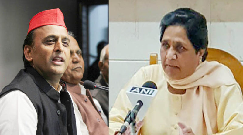 mayawati not satisfied with alliance and comment on akhilesh yadav