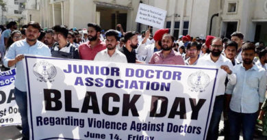 126 doctors resign strike against west bengal incident