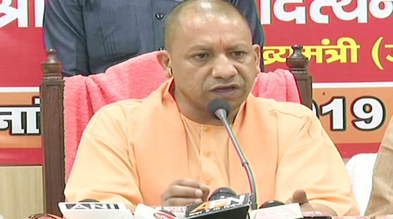 cm yogi adityanath comment on rahul priyanka gandhi and hindu families migrating