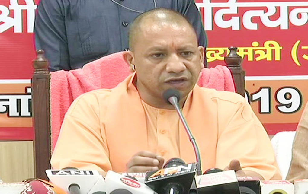 cm yogi adityanath comment on rahul priyanka gandhi and hindu families migrating