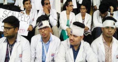 doctors strike in up