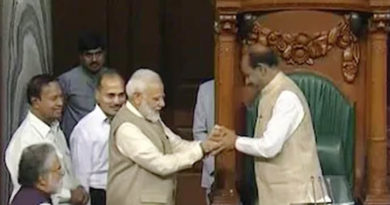 Om Birla elected 17th Lok Sabha Speaker pm narendra modi congratulated