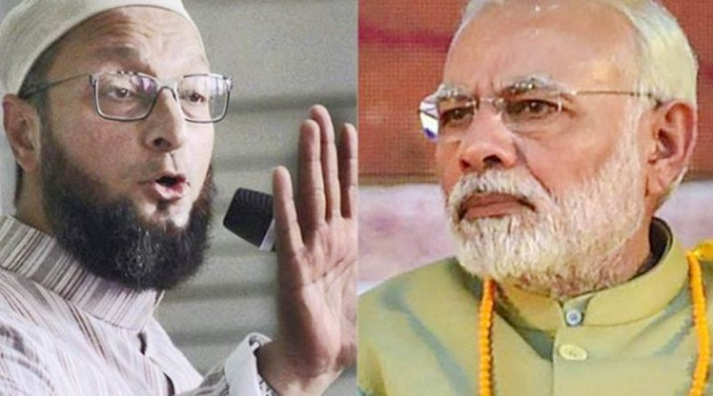 asaduddin owaisi said muslims are shareholders and not tenants in india