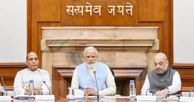 central government announced constitution of eight cabinet committees