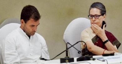 sushil kumar shinde new congress president gandhi-family agree