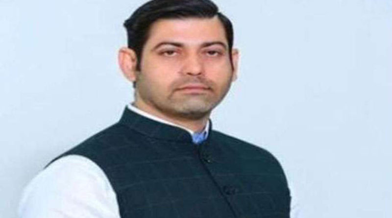 haryana congress spokesperson vikas chaudhary shot at in faridabad