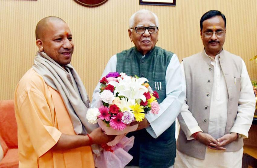 chief minister yogi adityavath birthday today governor pm modi and amit shah congratulation