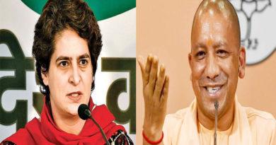 priyanka gandhi attacks yogi govt on twitter and retwitter up police