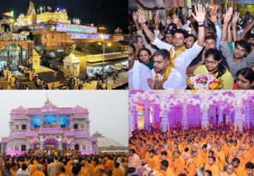 sri krishna janmashtami mahotsav will starts today