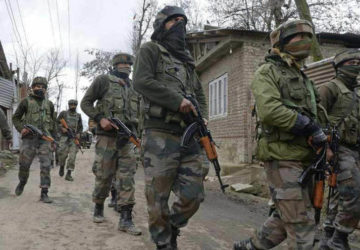 security forces three terrorists killed in encounter