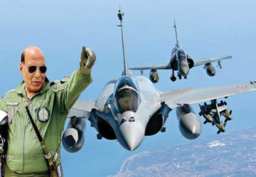 raksha mantri rajnath singh receive first rafale fighter aircraft