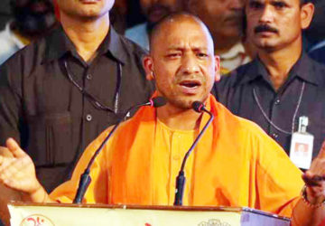 up cm yogi adityanath address public meeting in aligarh