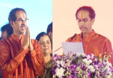 uddhav thackeray becomes 18th chief minister of maharashtra