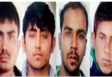 nirbhaya delhi gang rape case convict hanging new death warrant