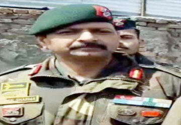 handwara encounter two terrorists killed security forces