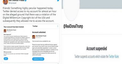 twitter account blocked controversies