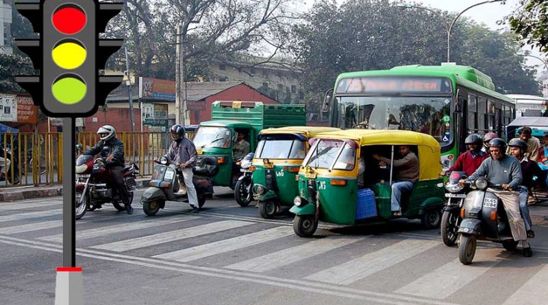Lucknow traffic systemt latest updsates