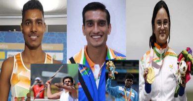 Tokyo Paralympics athletics india