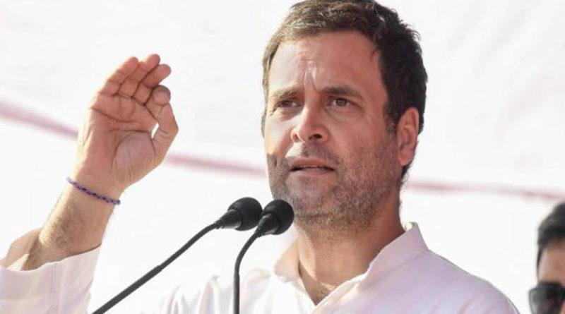 rahul gandhi visit to wayanad kerala comment on pm narendra modi