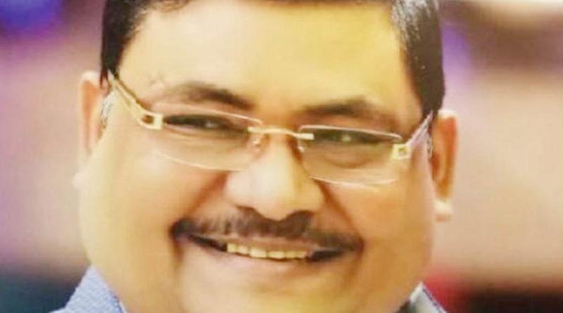 bjp leader naveen jain susaid in ghaziabad
